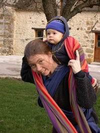 Porter des jumeaux - Rever de porter un bebe dans ses bras ...